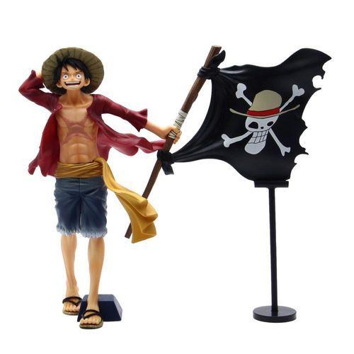 Action Figure Monkey D. Luffy (One Piece Magazine Figure) One Piece