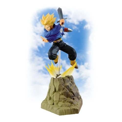 Action Figure Dragon Ball Z Trunks Absolute Perfection