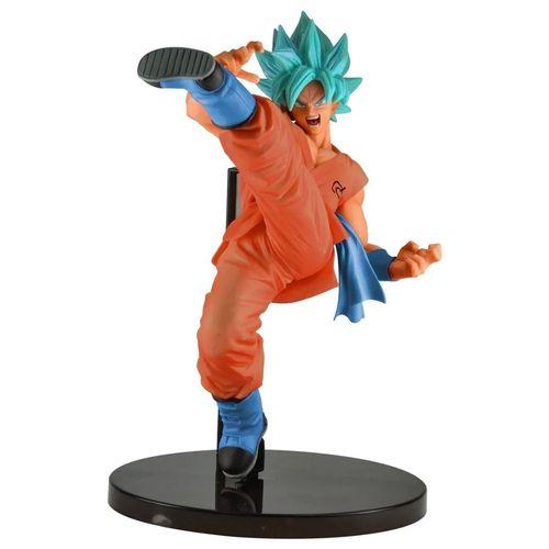 Action Figure Son Goku Super Saiyan God Super Saiyan (Fes!! Special Ver.) Dragon Ball Super