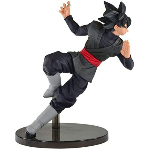 Action Figure Dragon Ball Super Fes 6 Goku Black Banpresto Multicores