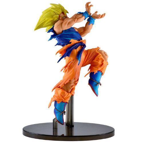 Action Figure Son Goku Super Sayajin Kamehameha Dragon Ball Super