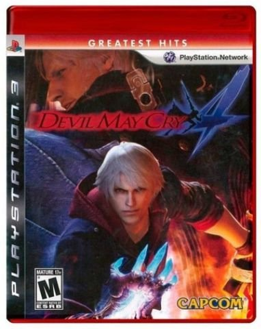 Devil May Cry 4: Greatest Hits