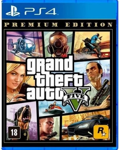 Grand Theft Auto V (GTA 5) - Premium Edition