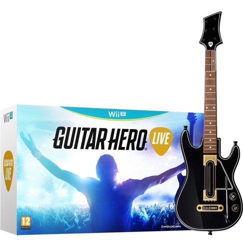 Guitarra Guitar Hero Live -Wii