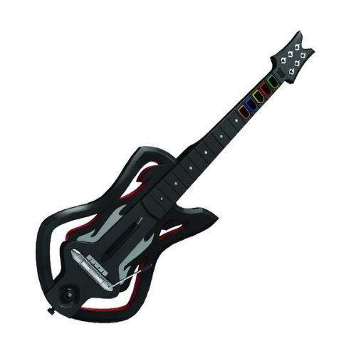 Guitarra Guitar Hero: Warriors of Rock - Wii