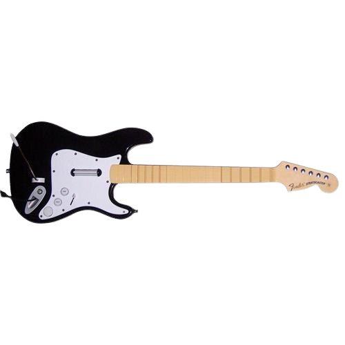Guitarra com fio USB para Microsoft Xbox 360 Fender Rock Band Guitar Hero