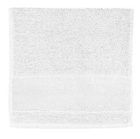 Toalha de Lavabo Para Sublimação - Branca