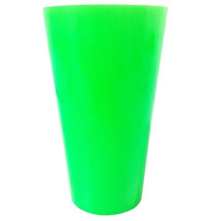 Copo Caldereta Verde Fluorescente - 600ml