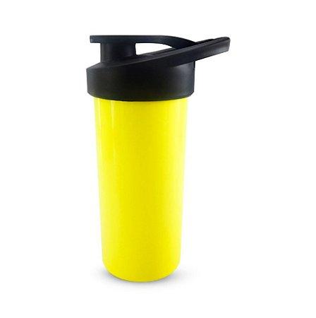 Squeeze de Polímero Amarelo Neon Para Sublimação