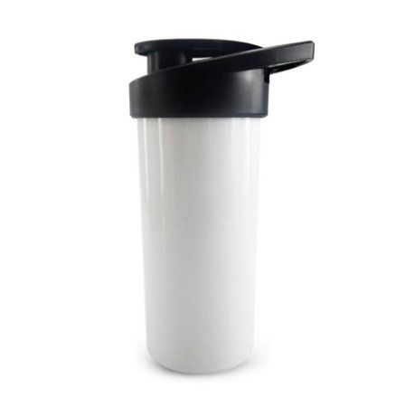 Squeeze de Polímero Branco Para Sublimação