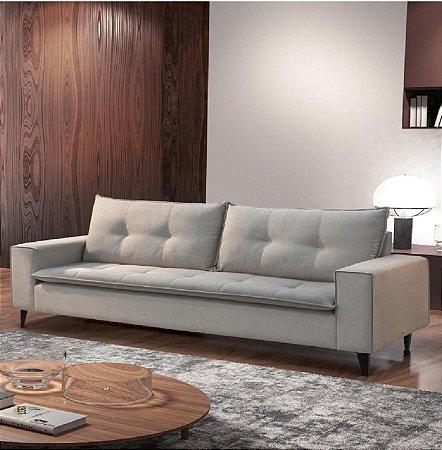 Conjunto sofá 2 e 3 lugares Rondomóveis 740 - Rústico Líbia