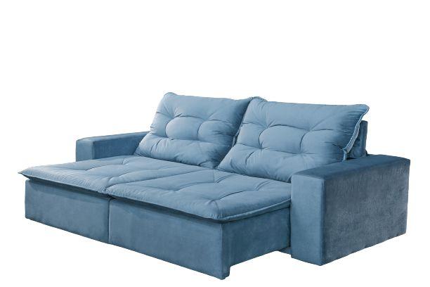 Sofa Retratil e Reclinavel Moscow Prime - 210 CM - MR304010