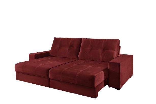 Sofa Retratil Reclinavel Luisa Molas Ensacadas