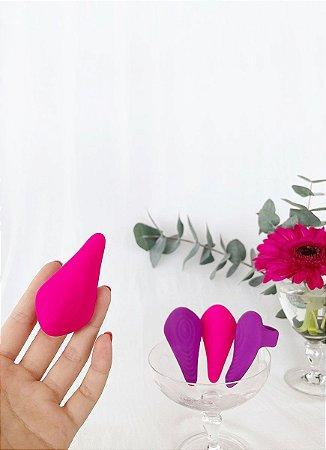Vibrador Dedeira Finger S-Hande