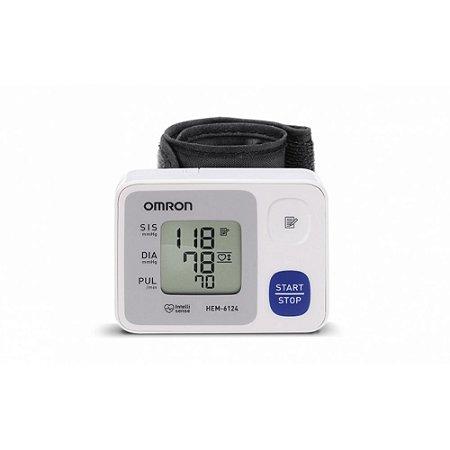 Medidor de Pressão Arterial de Pulso Automático HEM-6124 - Omron