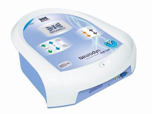 Neurodyn High Volt Plataforma para Eletroterapia - Ibramed
