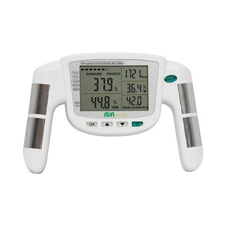 Monitor / Analisador de Gordura por Bioimpedância - Avanutri