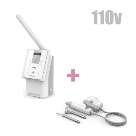 Kit Beauty Steam Vapor de Ozônio 110v + Beauty Face Alta Frequência - HTM