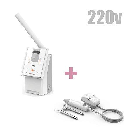 Kit Beauty Steam Vapor de Ozônio 220v + Beauty Face Alta Frequência - HTM