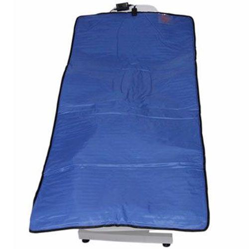Manta Térmica Corporal 90 X 180 cm Azul para Estética - Estek