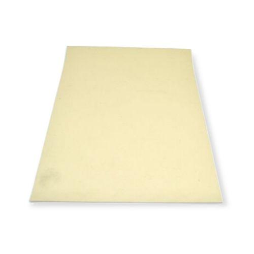 Placa de Treinamento Lisa para Micropigmentação - GR Colors