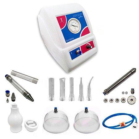 Kit Max Vacuun System Vacuoterapia e Endermoterapia - Kerigma
