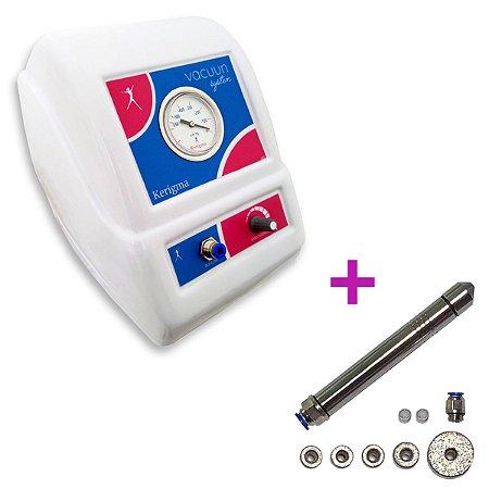 Kit Vacuun System + Peeling de Diamante - Kerigma