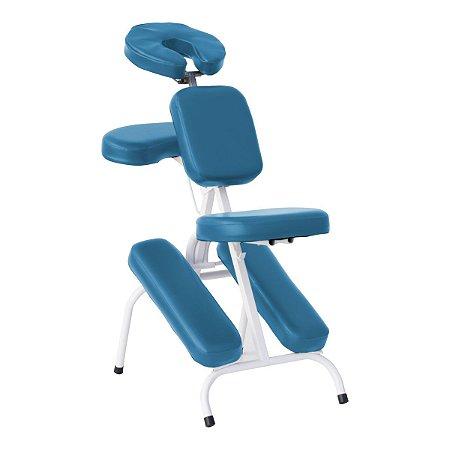 Cadeira Quick Massage em Aço Carbono - Salus