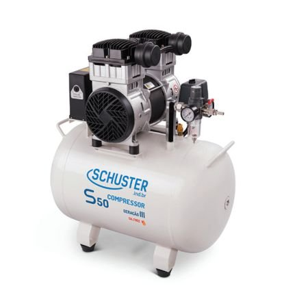 Compressor Odontológico S50 Geração III - Schuster