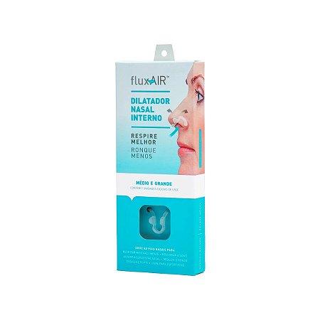 Dilatador Nasal Interno Respire Melhor - Flux Air