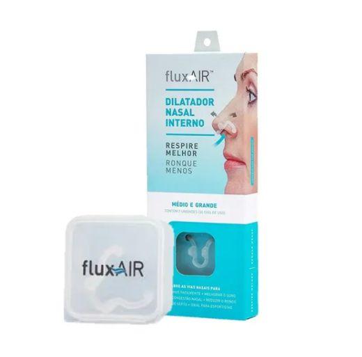 Kit Dilatador Nasal Interno + Estojo Respire Melhor - Flux Air