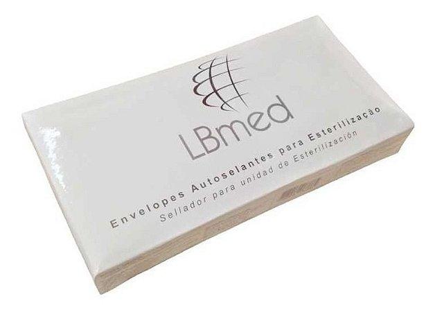 Envelopes Autoselantes 90 X 260MM com 100 un - LBMED