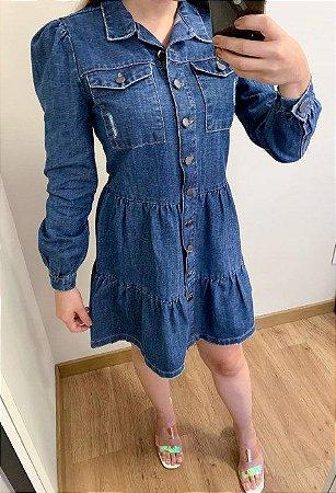 Vestido mel villon jeans
