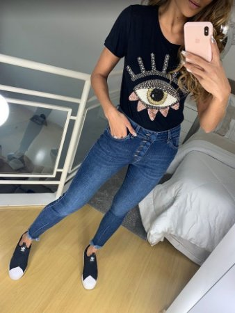 calça cropped eularina