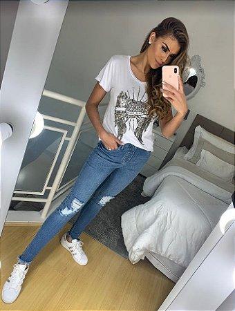calça cropped rosana villon jeans