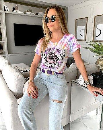 T-shirt tie dye Gilma