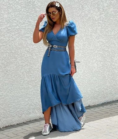 Vestido Idalisa
