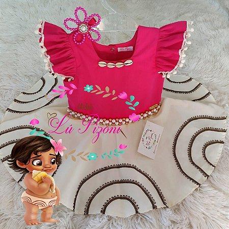 VESTIDO MOANA BABY