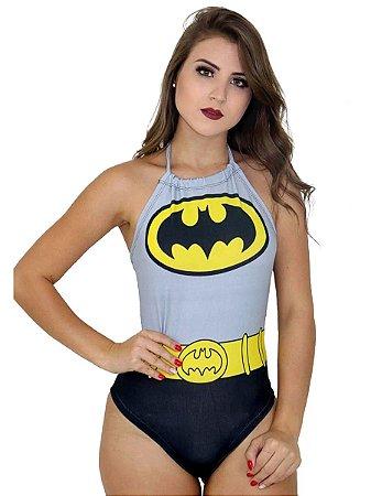 Body Personagens Super Heróis, Fantasia Carnaval