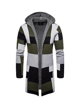 Sobretudo trench coat masculino Frank Capull