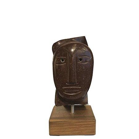 Escultura Deus Sol - Silvio Klima