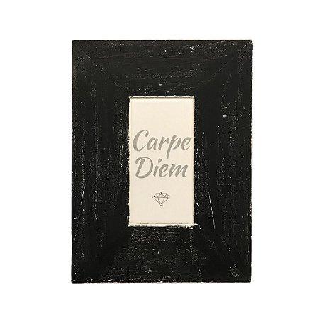 Quadro Carpe Diem - Angélica Ranzi