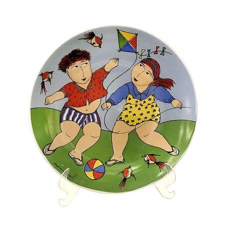 Prato Crianças  - Miriam Postal