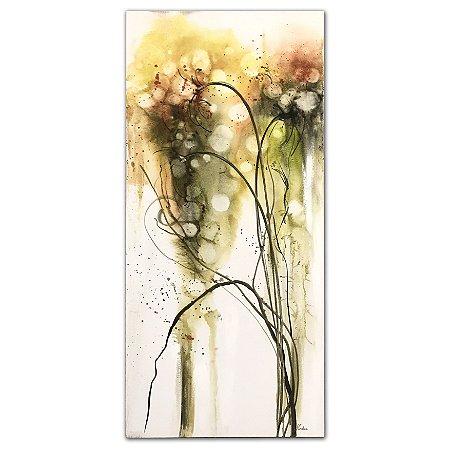 Tela Flores de Algodão - Marlene Dal Zotto
