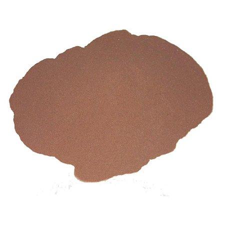 Oxido Alumínio Cerâmico Vermelho Escuro 240 - 100% Puro