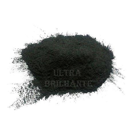 Oxido De Aluminio Preto Ultra Brilhante - Malha 320