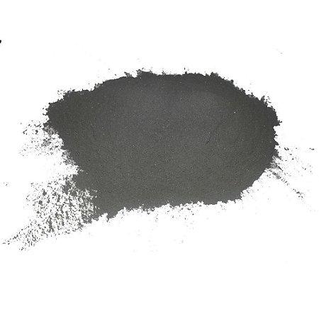 Oxido De Aluminio Preto Ultra Brilhante - Malha 100