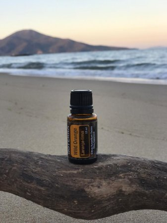 Óleo essencial WILD ORANGE 15ml