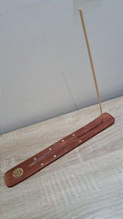 Incensário régua (madeira)