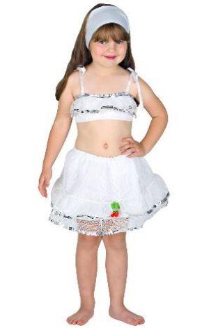 Fantasia Baianinha Infantil